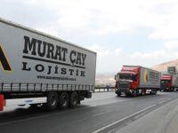 Murat Çay Lojistik'ten depo hamlesi