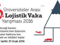 13. Üniversiteler Arası Lojistik Vaka Yarışması 2016 Başvuruları Başlıyor!