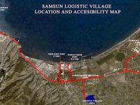 Samsun'u lojistik köy uçuracak