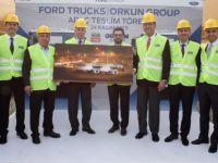 Orkun Group, 3. Havaalanı'nda Ford Trucks ile çalışacak