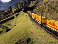 DHL, Çin-İstanbul arasını trenle 14 günde geçiyor