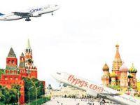 Pegasus ve Onur Air Rusya uçuşlarını durdurdu