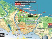 Kanal İstanbul'un yeni güzergahı neresi?