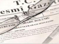 Milyonları ilgilendiren yasa Resmi Gazete'de