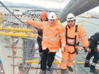 İstanbul-İzmir otoyolu 2 yıl daha erken bitecek