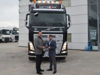 Network Global Lojistik'e yeni Volvo FH