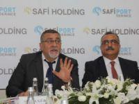 Safiport'un hedefi Avrupa'da 1 numara olmak
