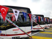 ESHOT'un 100 körüklü ihalesine 3 firma teklif verdi