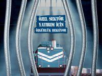 Özel sektör, demiryolu yatırımı için özgürlük bekliyor
