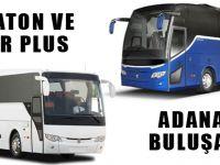 Otobüs dünyasının önemli buluşması Adana'da