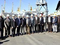 Denizcilik sektörü Haliç Tersanesi'nde buluştu