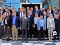 Hatay Ro-Ro'da Başkan yine İbrahim Güler