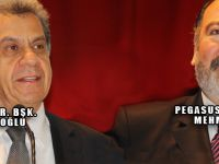 Pegasus'un yeni Genel Müdürü'ne övgü sözcükleri
