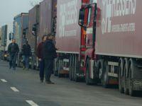 Türk nakliyeciyi Rus gümrüklerinde kara günler bekliyor!