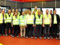 Pirelli iş ortaklarıyla buluşmaya devam ediyor