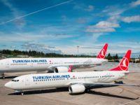 Boeing'ten THY'ye rekor uçak teslimatı