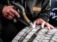 Pirelli, Yeni P Zero'yu tanıttı