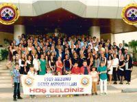 1989 mezunu Deniz Astsubayları Kuşadası'nda buluştu
