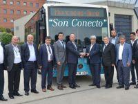Mercedes-Benz Türk son Conecto Solo'yu teslim etti