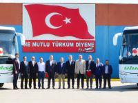 Balıkesir Uludağ Turizm 15 Safir Plus aldı