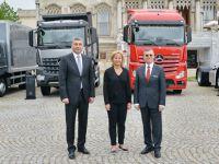 Mercedes, kamyon ürün yelpazesini tamamen yeniledi
