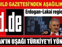 Bild Gazetesi, Binali Yıldırım'a manşetten hakaret etti