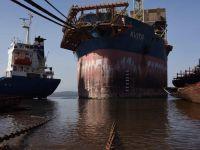 Boyası zehirli gemi limanlarımıza alınmayacak