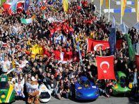 Shell Türkiye Sabre Ödülleri'nde finalde