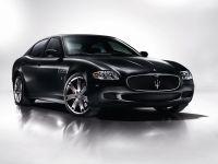 Maserati Quattroporte İstanbul'da sergilenecek