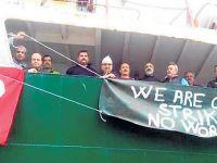 1 yılda 85 denizciyi tutsaklıktan kurtardılar