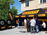 Pirelli 11 ilde tüketicilerle buluştu
