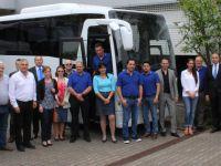 TEMSA Maraton'a Alman otobüsçülerden tam not
