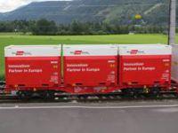 Yük vagonları için tek taraflı frenlere yeni çözüm