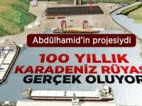 Filyos Limanı'nın açılış tarihi: 2020