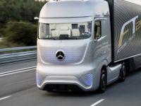 Mercedes'ten elektrikli kamyon müjdesi