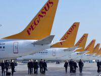 """Pegasus'tan """"egnelli yolcu"""" açıklaması"""