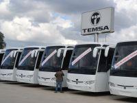 Otobüs pazarında ilk 7 ayın lideri TEMSA