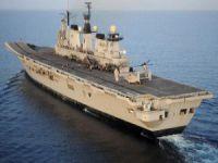 İngiliz uçak gemisi Türkiye'de parçalanacak