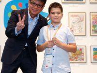 9 yaşındaki Türk, 'hayal ederek' dünya 3.'sü oldu