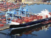 Kruvaziyer gemisinde 95 kilo kokain ele geçirildi