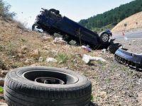 Trafik canavarı mesaiye kaldı: 10 ölü 44 yaralı