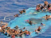 Göçmen teknesinde facia yaşandı!