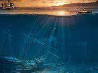 İstanbul Boğazı'nın dibi adeta gemi mezarlığı