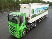 Iveco'dan Sydeme'e doğal gazlı araç filosu