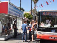 Antalya, şehir içinde 12 metrelik otobüslerden vazgeçmeyecek
