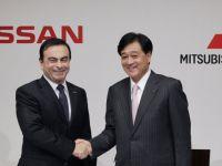 Mitsubishi'de kontrol Nissan'a geçti