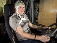 Scania'dan beyin dalgaları yoluyla güvenli sürüş