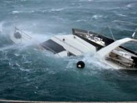 Tekne alabora oldu: 1 ölü!