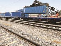 Arkas Lojistik, tren yolu taşımalarını Körfez'e taşıdı