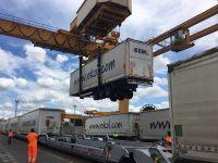 Ekol Lojistik'ten yeni tren hattı